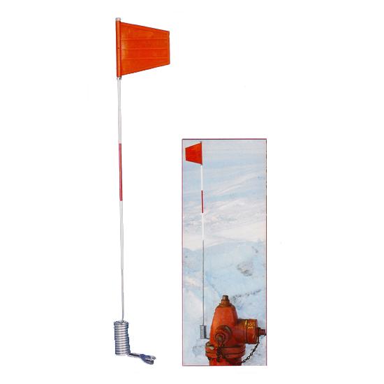 Hydrant Flag