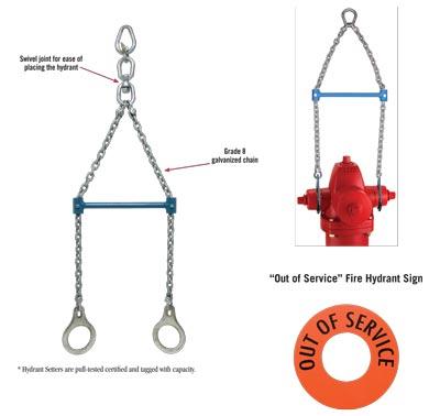 Hydrant Setter