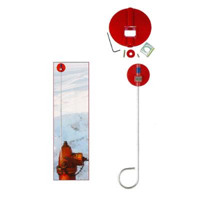 通用消防栓标志套件
